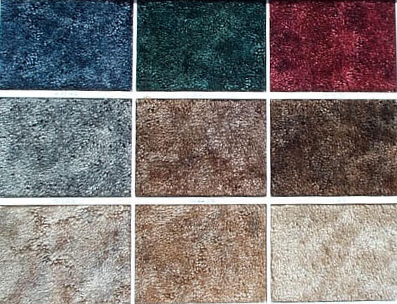 New Old Stock Vintage Carpeting