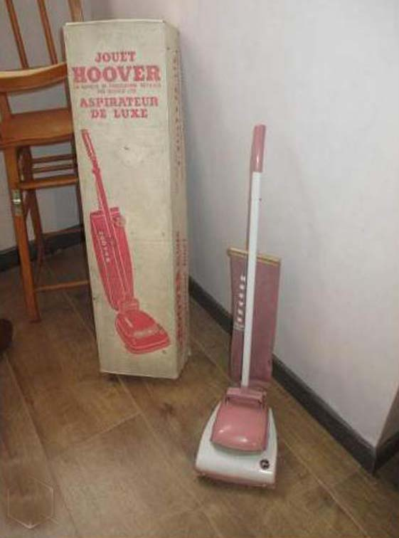Hoover Senior 652 Vintage Toy