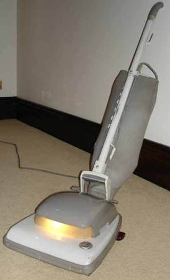 What Was You Parents First Vacuum