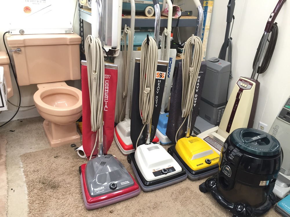 Show Us Your Commercial Heavy Duty Vacuums