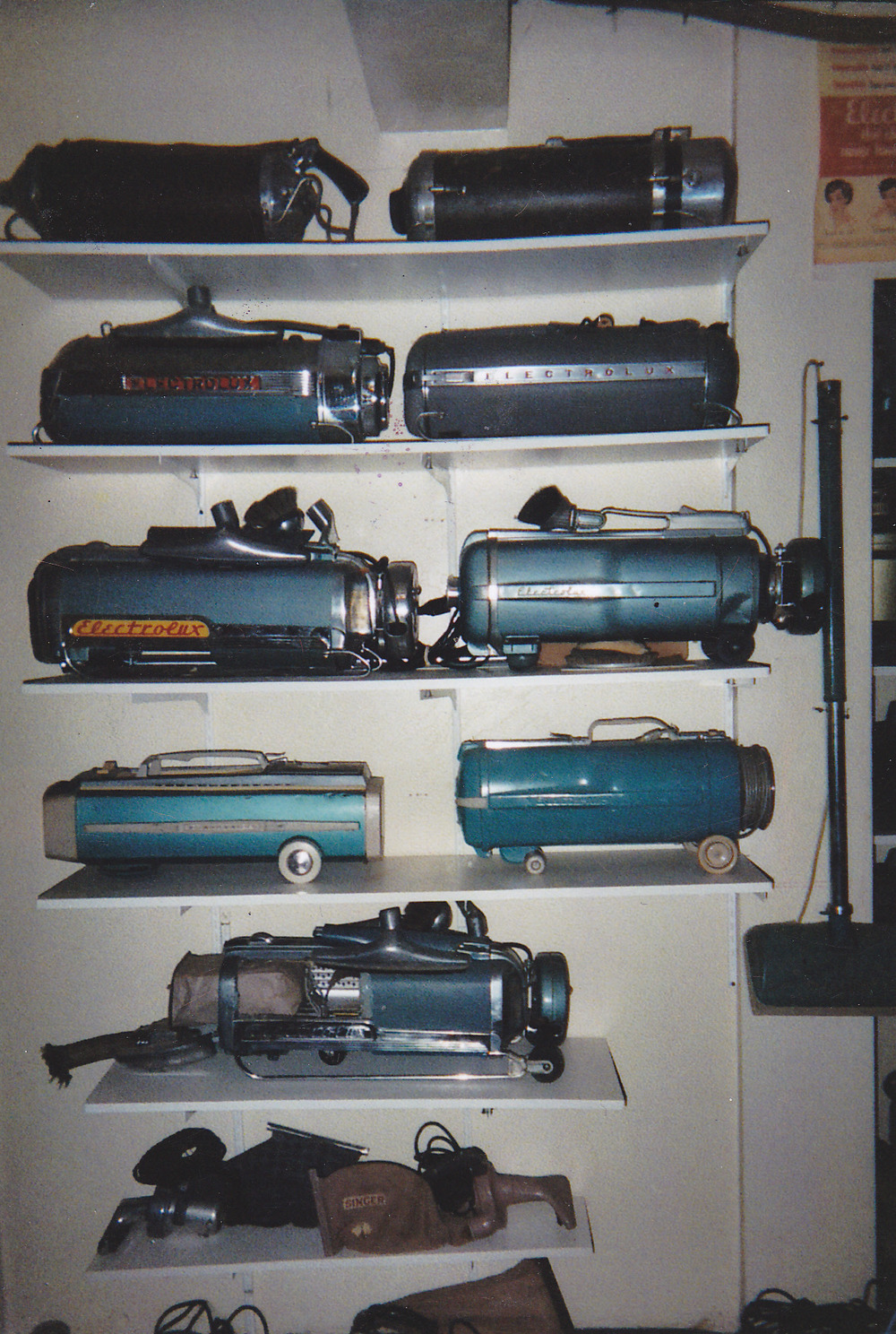 Electrolux Canister Vacs And Memorabilia For Sale
