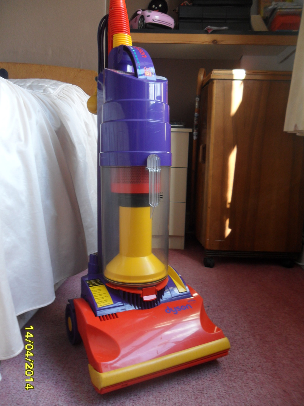 My Dyson Dc01 Collection 2014