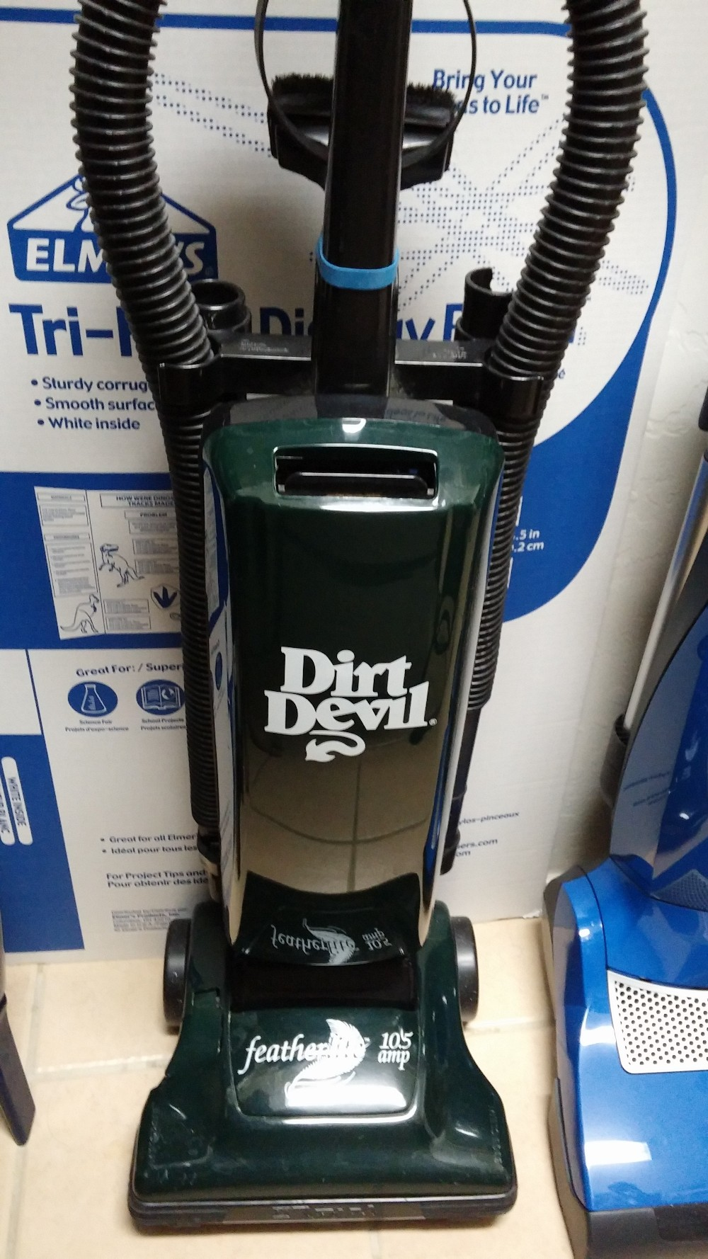 A Forgotten Dirt Devil