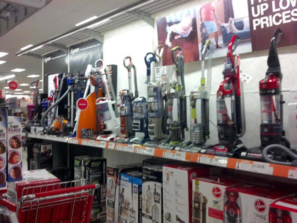 List Of Synonyms And Antonyms Of The Word Target Vacuums