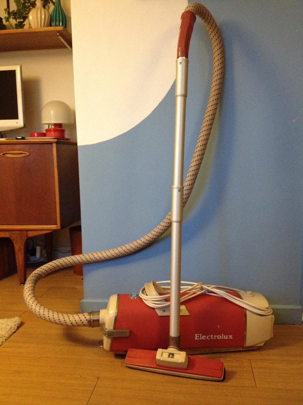 my new electrolux z65