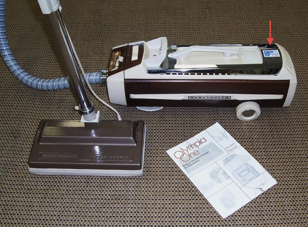 Quot Official Quot Vacuum Cleaners Like Olympia One 1401 B