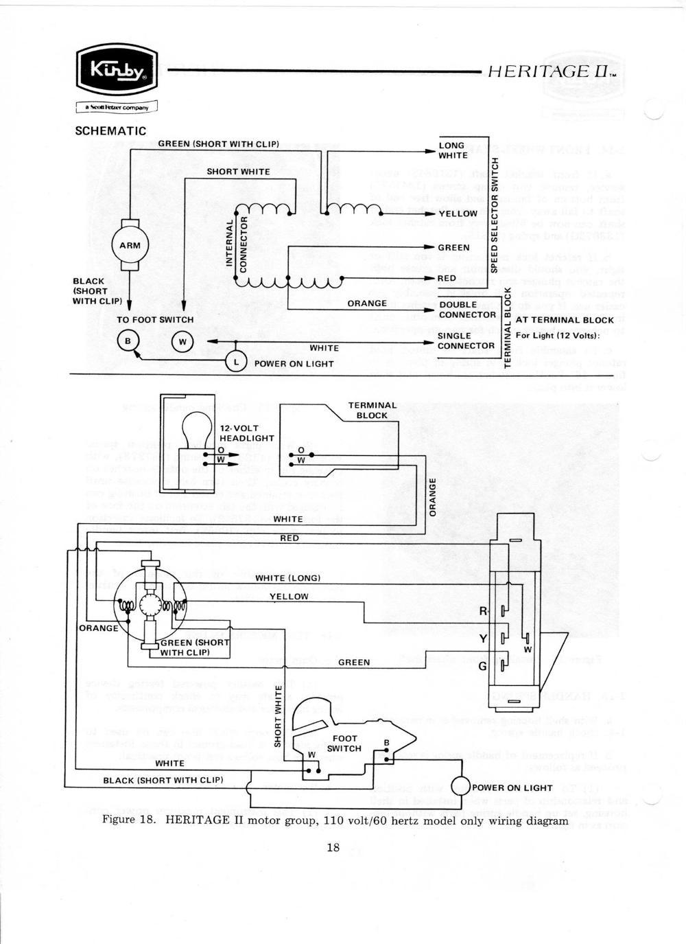 Kirby Classic Iii Speed Switch Wiring Diagram