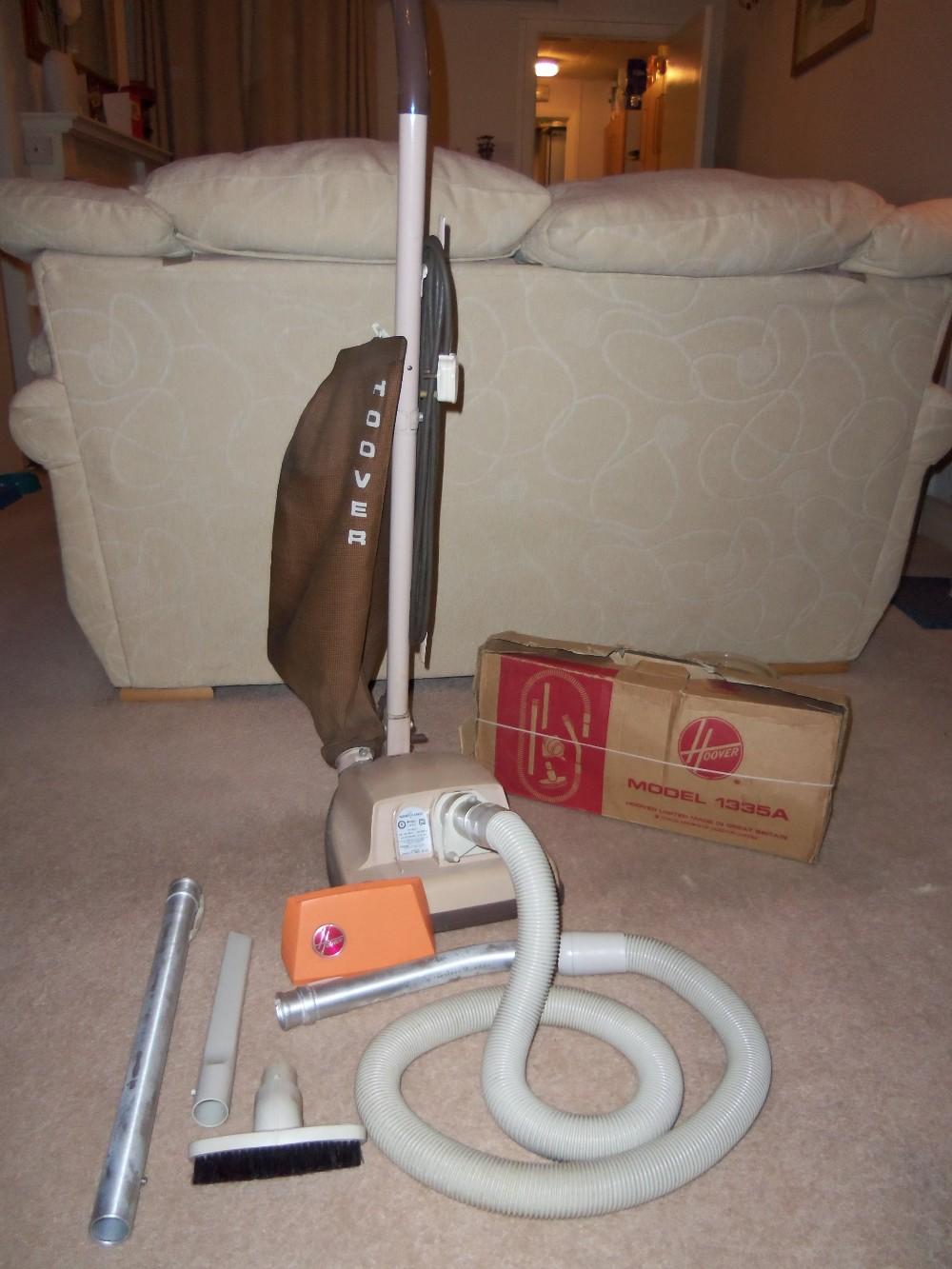 Original Hoover 1346 Vacuum Cleaner Bag Pack of 5